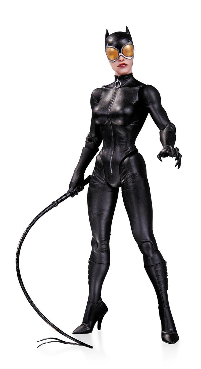 DC Collectibles Фигурка Женщина Кошка (Cat Woman). Greg Capullo