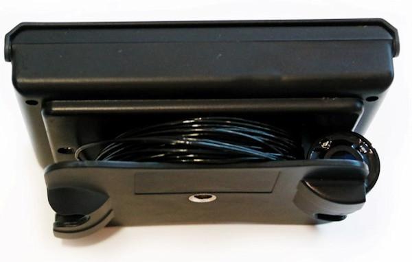 """Видеокамера для рыбалки """"SITITEK FishCam-350 DVR"""" имеет стандартное резбовое отверстие для различных креплений"""