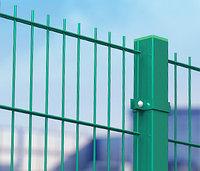 Металлические ограждения (забор)