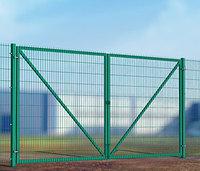 Ворота распашные , фото 1