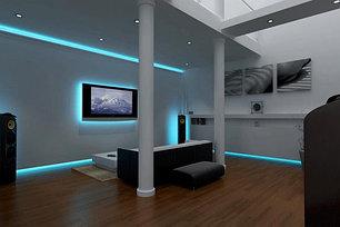 Светодиодная RGB лента на 12V