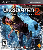 Игра для PS3 Uncharted 2 Among Thieves (вскрытый), фото 1
