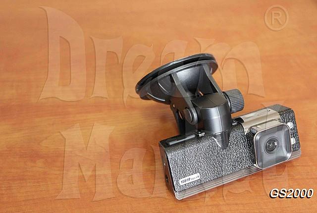 Автомобильный видеорегистратор GS2000