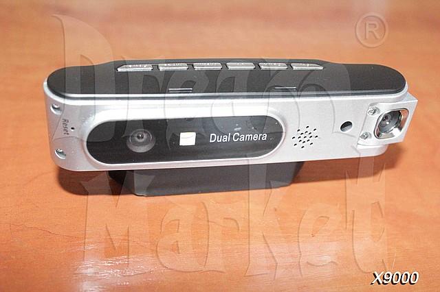 Автомобильный видеорегистратор X9000