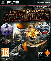 Игра для PS3 Motorstorm Апокалипсис (Русская версия) (вскрытый), фото 1