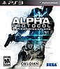Игра для PS3 Alpha Protocol The Espionage RPG (вскрытый)