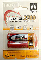 Maxell MRB-3B (Y) RE 2B.2700 аккумулятор тип АА, ёмкость 2700