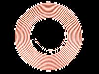 Труба медная (М) 1/2 x 15 м (12.7), бухта