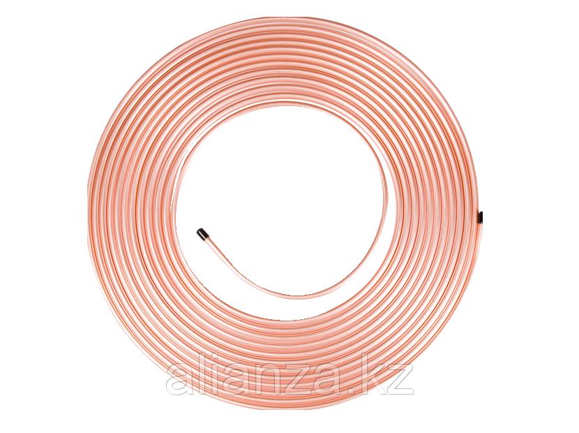 Труба медная (М) 1/4 x 15 м (6.35), бухта