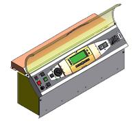 Панель управления для котлов De Dietrich GJ 7 Diematic m3
