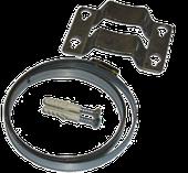 Настенный кронштейны для 2-х гидравлических модулей