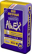 Плиточный клей СЭТ SET 308 (Alinex) 25кг. клей жаростойкий