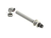 Комплект коаксиальный диам. 60/100L (Fr) RTF11.007