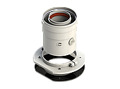 Адаптер вертикальный диам.60/100L (Pr) RTF13.014