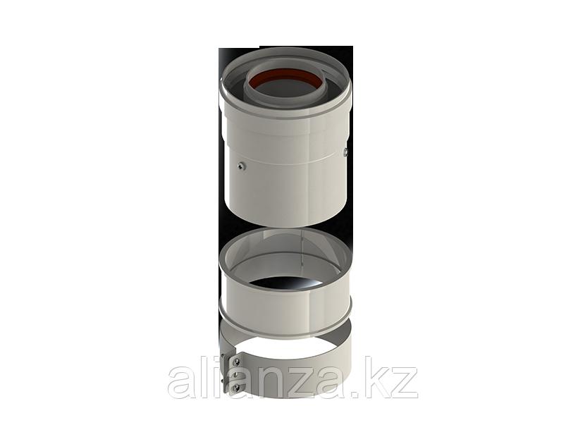 Адаптер вертикальный диам.60/100L (Bx) RTF13.008