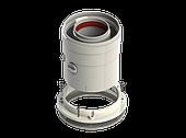 Адаптер вертикальный диам. 60/100L (El,Bs, F, NF, U) RTF13.005