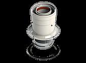 Адаптер вертикальный диам.60/100L (N) RTF13.010