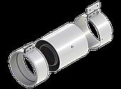 Адаптер вертикальный диам.60/100 (V) ROYAL THERMO RTF03.006
