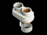Адаптер разделительный моноблочный диам.80 (V) ROYAL THERMO RTF04.006