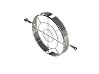 Оголовок дымохода O80 (Воздух_Inox)/(50 шт. в уп.) RTF08.012