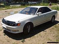 Мухобойка (дефлектор капота) Toyota Mark 2/Тойта Марк 2 90 кузов, фото 1