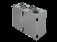 Компактная приточно-вытяжная установка с пластинчатым рекуператором SHUFT CAUP 300VER-A