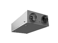 Компактная приточно-вытяжная установка с пластинчатым рекуператором SHUFT CAUP 800CE-A