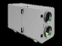 Компактная приточно-вытяжная установка с пластинчатым рекуператором SHUFT CAUP 1500SW-A