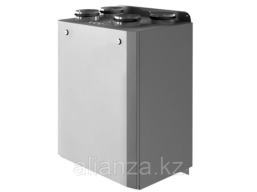 Компактная приточно-вытяжная установка с роторным рекуператором SHUFT CAUR 2500W A