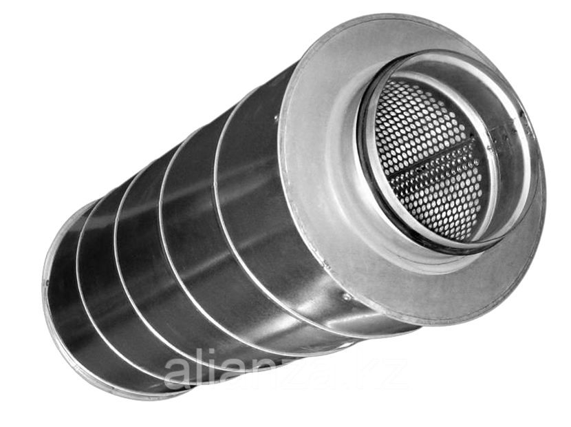 Шумоглушитель SCr 450/600