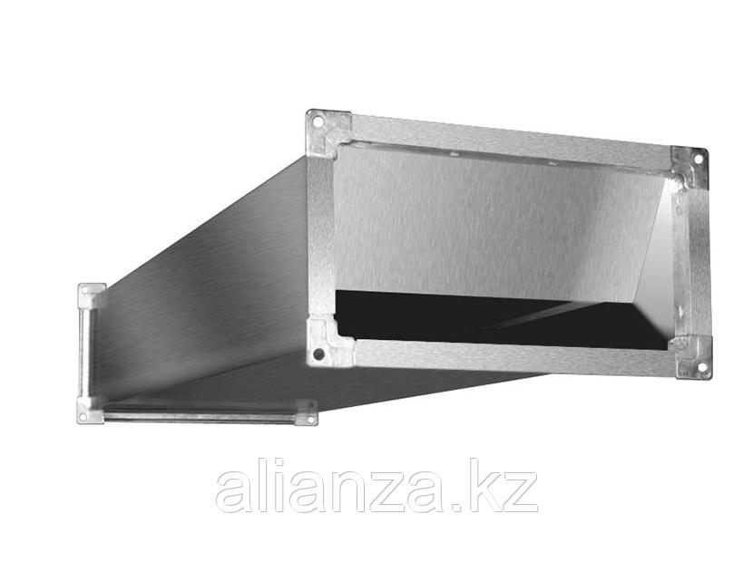 Шумоглушитель Аэроблок для прямоугольных воздуховодов SRr 400x200/1000
