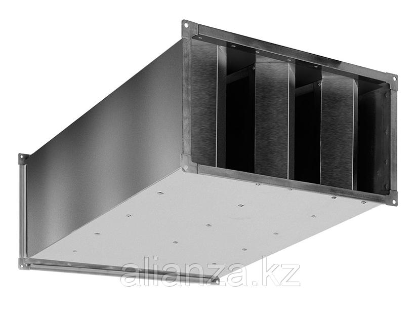 Шумоглушитель Аэроблок для прямоугольных воздуховодов SRSr 500x300/1000