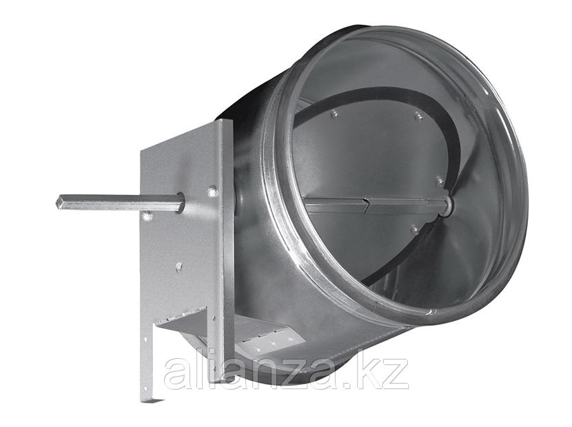 Воздушный клапан для круглых воздуховодов Shuft серии DCGA 355