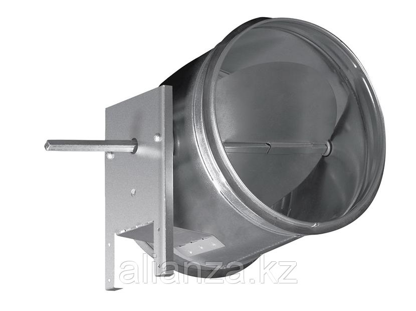 Воздушный клапан для круглых воздуховодов Shuft серии DCA 250