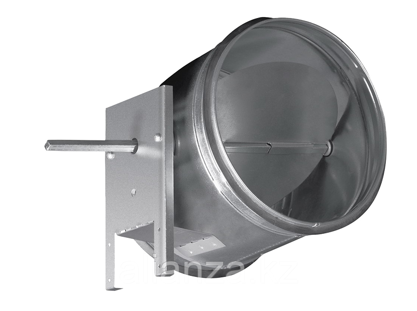 Воздушный клапан для круглых воздуховодов Shuft серии DCA 315