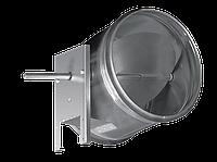 Воздушный клапан для круглых воздуховодов Shuft серии DCA 160