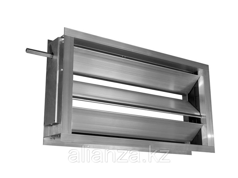 Воздушный клапан для прямоугольных воздуховодов Shuft серии DRr 600x350