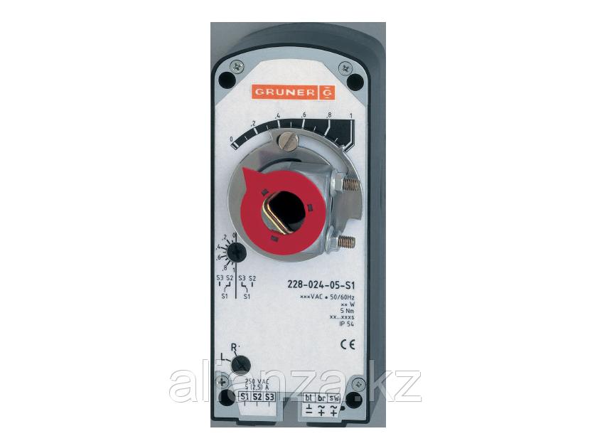 381-230-20-S2 электропривод с возвр. пружиной