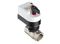 Двухходовой водяной клапан Gruner с приводом 224D-024-BOFI200N