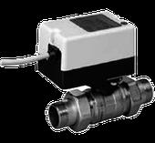 Двухходовой водяной клапан с приводом Gruner 235 R2-230-BOFI150N