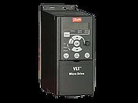 VLT Micro Drive FC 51 0,75 кВт (200-240, 1 фаза) 132F0003 -Частот.преобраз.