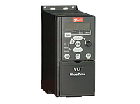 VLT Micro Drive FC 51 0,37 кВт (200-240, 1 фаза) 132F0002 -Частот.преобраз.
