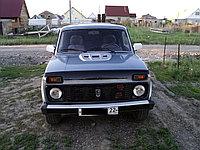 Мухобойка (дефлектор капота) на ВАЗ 2121 НИВА