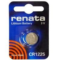 Батарейка Renata CR1225 3V элемент питания литиевый