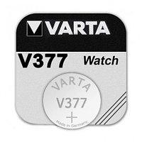 Батарейка VARTA V 377 SR 626 SW 1.55V, 1 шт, блистер