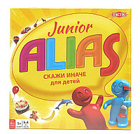 """Games Tactic Настольная игра """"Скажи иначе"""" для детей, Alias Junior"""