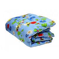 Одеяло холлофайбер сатин 100*150 детское