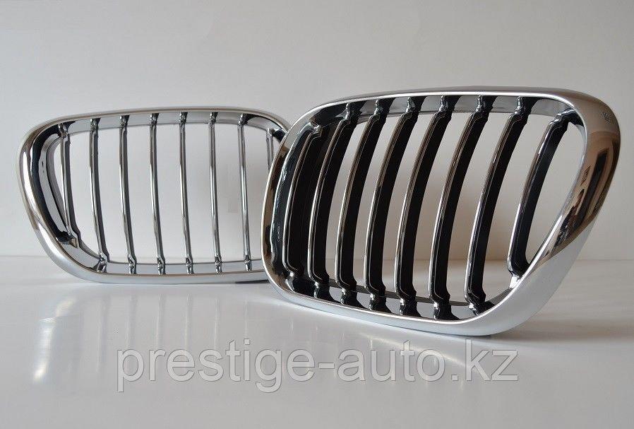 Ноздри Хромированные на BMW X5 E53 2000-2003
