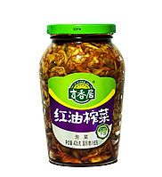 Готовый салат (редька, бамбук, соус) Ji Xiang Ju, 426 мл