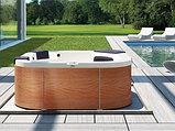 Гидромассажный спа бассейн Jacuzzi Delfi, фото 3